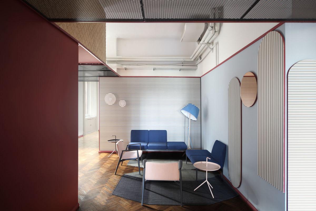 Architettura italiana for Ufficio stampa design