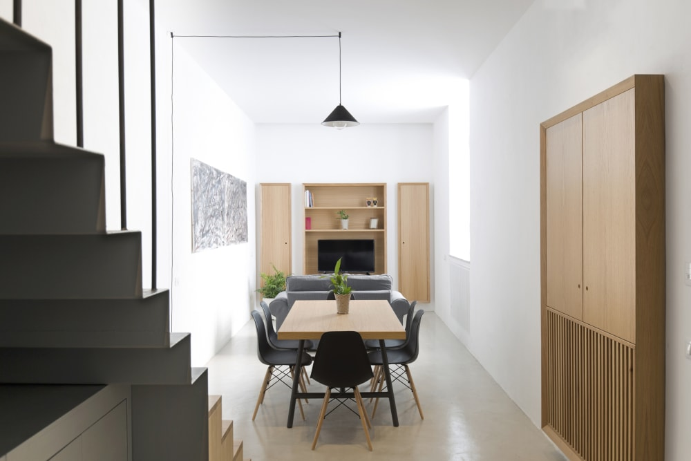 Studio didea · existenz miinimum palermo house a223